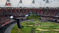 2012 LONDRA OLİMPİYATLARI'NA MUHTEŞEM AÇILIŞ!