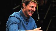 Tom Cruise kafasında yumurta kırdı! Ruleti kaybedince..