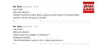 Twitter'da Alo Fatih fırtınası