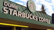 Starbucks'a büyük şok!