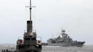 Ukrayna savaş gemisi de Boğaz'dan geçti