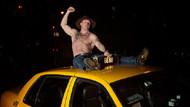 Seksi taksiciler şimdiden 2014'ü fethetti!