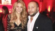 İzzet Çapa Shakira ile buluştu