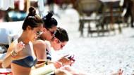 Bodrum'da turist bereketi