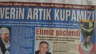 Trabzon medyasından ortak manşet! Kupa Trabzon'a..
