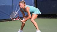 Genç tenisçinin ilginç hikayesi