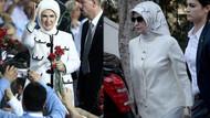 First Ladylerin elbise tercihleri