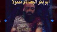 İşte IŞİD liderinin cesedi!