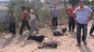 İski güvenlik görevlileri kanala uçtu: 2 ölü