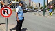 Gaziantep'te zabıtadan U dönüşü nöbeti