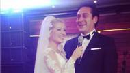 Zahide Yetiş'in düğünü