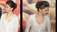 Deepika'nın göğüsleri Hindistan'ı karıştırdı