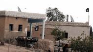 IŞİD o köye 3 bayrak dikti!