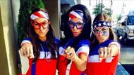 Amerikalı kadın futbolcular