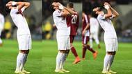 Vurduk ama yıkamadık! Letonya 1 - 1 Türkiye