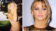 Jennifer'ın ergenlik pozları da çıktı
