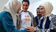 Emine Erdoğan'dan Suriyeli sığınmacılara ziyaret