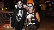 Marmaris'te Cadılar Bayramı coşkusu