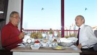 Kılıçdaroğlu ve Baykal başbaşa kahvaltıda...