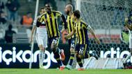 Beşiktaş 0-2 Fenerbahçe.. Kartal dağıldı