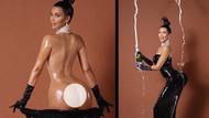 Kim Kardashian kapak kızı