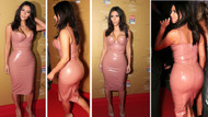 Kardashian Lady latex oldu