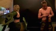 Kadın erkek aynı koğuşta askerlik yapıyorlar