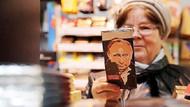 Putin'i yiyecekler