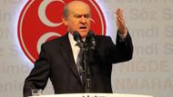 Başbakan gidemezsin dedi.. Bahçeli Tunceli'ye gidiyor