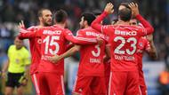 Sarıyer 0 - 4 Beşiktaş