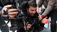 Hakkari'de DHA muhabiri yaralandı