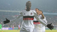 Beşiktaş'ta Demba Ba şoku