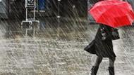 Antalya'da okullara yağış tatil