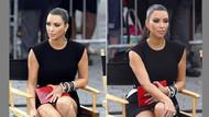 Kardashian'dan olay frikik