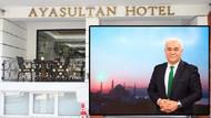 Nihat Hatipoğlu'nun oteli hakkında şok karar