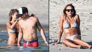Jessica Alba bikinisiyle büyüledi