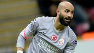 Galatasaray'da flaş Sinan Bolat kararı