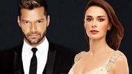 Ricky Martin'den Ayşe Hatun Önal sürprizi