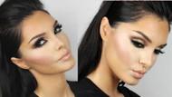 Kürt kızın Kim Kardashian makyajı 2,5 milyon izlendi