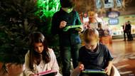 iPad, küçük çocukların gelişimini engelliyor