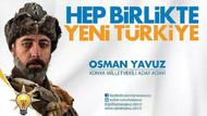 AKP'li adayın seçim afişi sosyal medyayı salladı