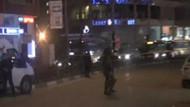 AK Parti il binası önünde bomba paniği