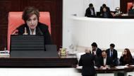 Meclis'te kavga: Beni hasta etme Elitaş!