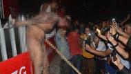 Tecavüzcüyü hapisten kaçırıp linç ettiler