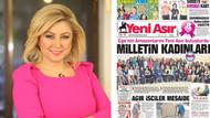 Kadın yayın yönetmeninden erkeksiz gazete