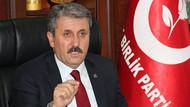 Mustafa Destici'den MHP ile ittifak açıklaması!