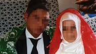 13 yaşında tecavüzcüsüyle evlendi, 1 ay sonra...