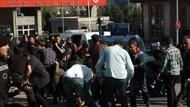 Adli Tıp Kurumu önünde 38 kişiye gözaltı