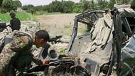 Afganistan'da yine bombalar konuştu