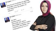 Elif Çakır'ın Twitter hesabı hacklendi!